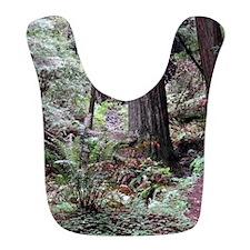 Redwoods Rainforest Bib