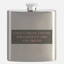 I Don't Trust Anyone Who Doesn't Like The Sm Flask