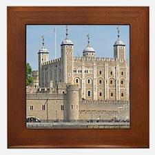 TOWER OF LONDON 2 Framed Tile