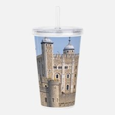 TOWER OF LONDON 2 Acrylic Double-wall Tumbler