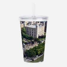 TOWER OF LONDON 1 Acrylic Double-wall Tumbler