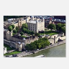 TOWER OF LONDON 1 Postcards (Package of 8)