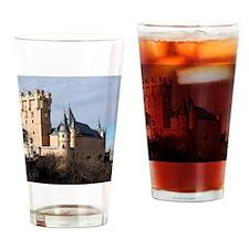 SEGOVIA CASTLE Drinking Glass