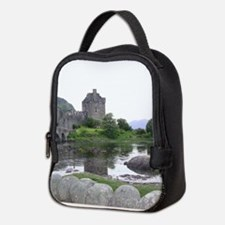 SCOTLAND EILEAN DONAN Neoprene Lunch Bag