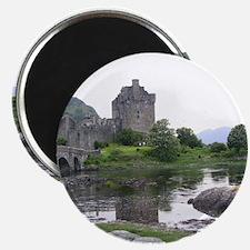 SCOTLAND EILEAN DONAN Magnet