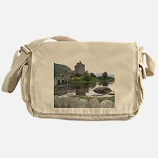 SCOTLAND EILEAN DONAN Messenger Bag