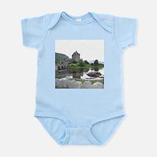 SCOTLAND EILEAN DONAN Infant Bodysuit