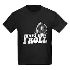 How I Roll PF T