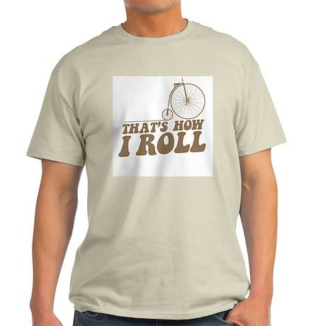How I Roll PF Light T-Shirt