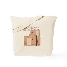 Southwest Home Tote Bag