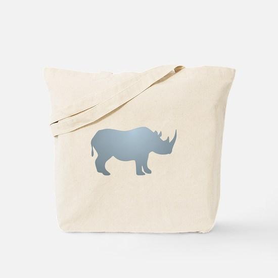 Rhinoceros Rhino Tote Bag