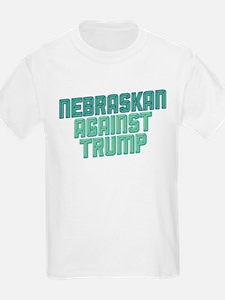 Nebraskan Against Trump T-Shirt