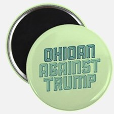 Ohioan Against Trump Magnets