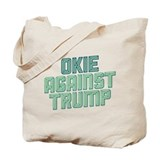 Anti trump Canvas Totes