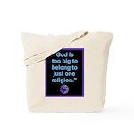 Big God I Tote Bag