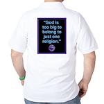 Big God I Golf Shirt