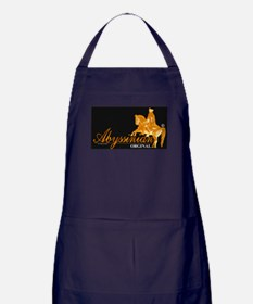 Cute Lion of judah Apron (dark)
