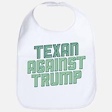Texan Against Trump Bib