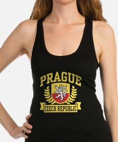 Funny Republika Racerback Tank Top