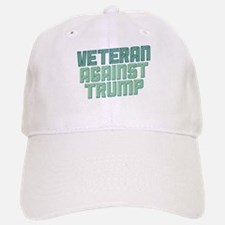 Veteran Against Trump Baseball Baseball Baseball Cap