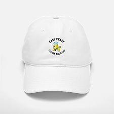 Easy Peesy Lemon Squeezy Baseball Baseball Cap