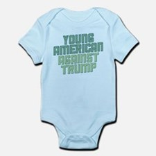 Young American Against Trump Body Suit