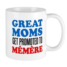 Promoted To Memere Drinkware Mugs