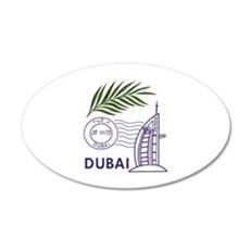 Dubai Wall Decal