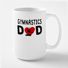 Gymnastics Dad Mugs