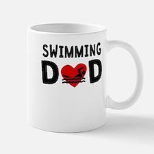 Swimming Dad Mugs