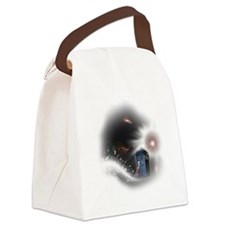 Storm Canvas Lunch Bag