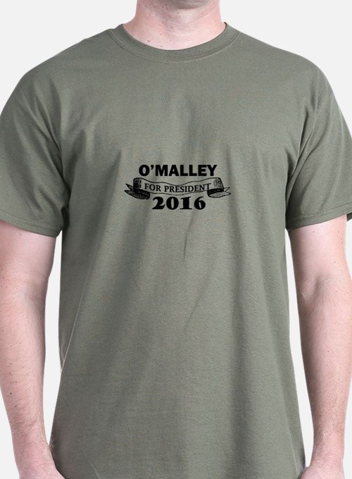 O'MALLEY FOR PRESIDENT 2016 T-Shirt