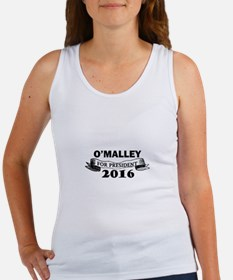 O'MALLEY FOR PRESIDENT 2016 Women's Tank Top
