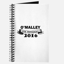 O'MALLEY FOR PRESIDENT 2016 Journal