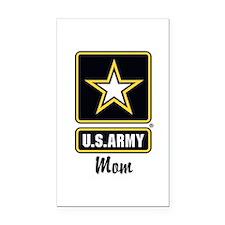 Customize US Army Rectangle Car Magnet