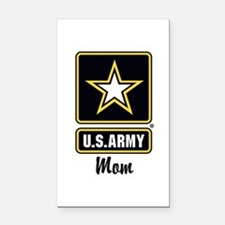 Customize US Army Rectangle Car Magnet