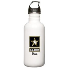 Customize US Army Water Bottle