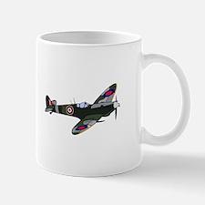 SPITFIRE PLANE LARGE Mugs