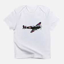 SPITFIRE PLANE LARGE Infant T-Shirt
