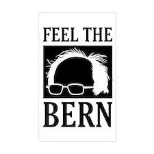 Feel the Bern [Hair] Decal