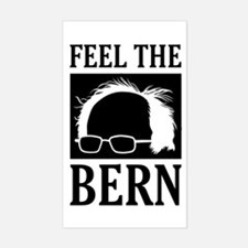 Feel the Bern [Hair] Decal