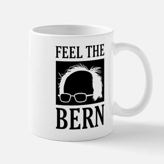 Feel the Bern [Hair] Mugs