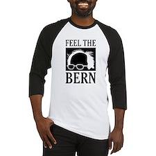 Feel the Bern [Hair] Baseball Jersey