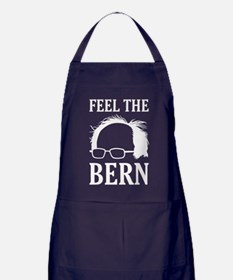 Feel the Bern [Hair] Apron (dark)