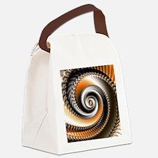 Intervolve Orange Canvas Lunch Bag