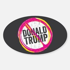 Anti Trump Decal