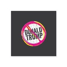Anti Trump Sticker