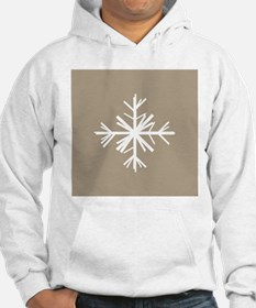 Christmas Woodland Winter Snowfl Jumper Hoody