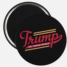 Trump Genuine Asshole Magnets