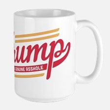 Trump Genuine Asshole Mugs